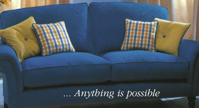 Anthony Dykes Furniture - Cater for all your loose covers and upholstery work in the Ayrshire region of Scotland