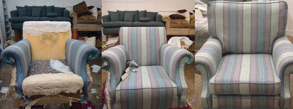 Upholstery Furniture Before And After Photos Anthony Dykes
