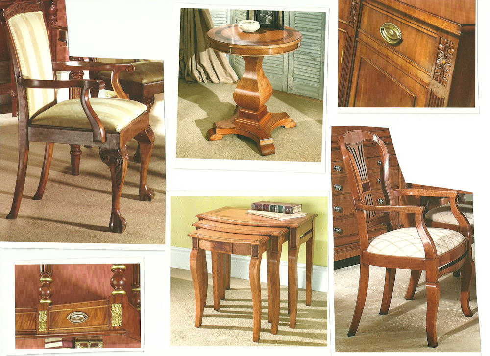 French Polishing from Anthony Dykes Furniture :: Glasgow and Edinburgh