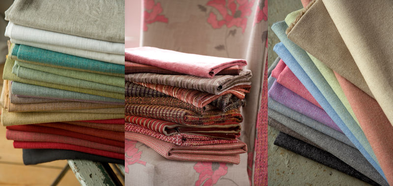 Contact Anthony Dykes Furniture to see one of the best range of fabrics available in Scotland