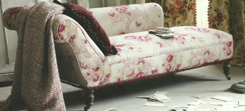 A distinctive sofa upholstered sofa using the finest fabrics - Remember anything is possible with Anthony Dykes Furniture