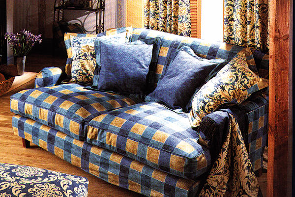 Loose Covers by Anthony Dykes Furniture