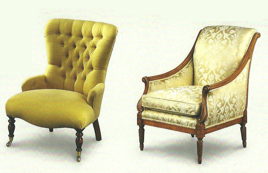 Upholstered Chairs Anthony Dykes Furniture