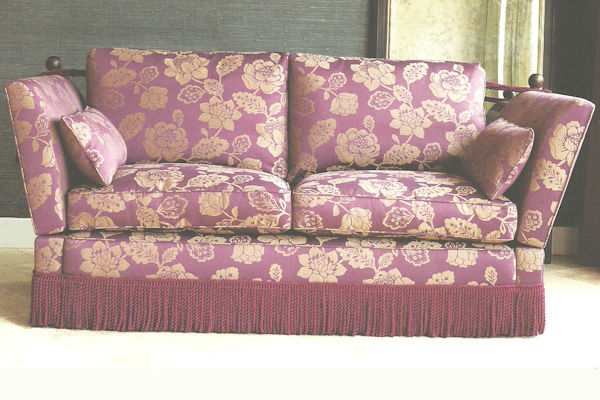 More upholstery examples from Anthony Dykes Furniture