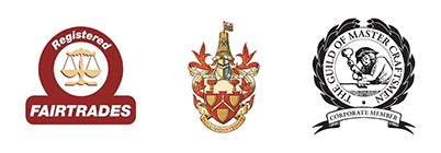 Fairtrades registered, Coat of Arms and The Guild of Master Craftsmen