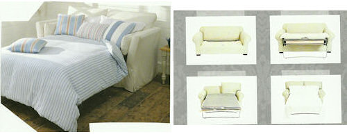 Sofa and Bed Settees from Anthony Dykes Furniture